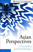 Asian Perspectives in Counselling and Psychotherapy