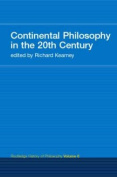 Continental Philosophy in the 20th Century