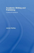 Academic Writing and Publishing