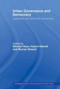 Urban Governance and Democracy