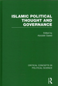 Islamic Political Thought and Governance