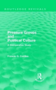 Pressure Groups and Political Culture (Routledge Revivals)