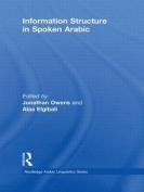 Information Structure in Spoken Arabic