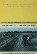 Poverty or Development