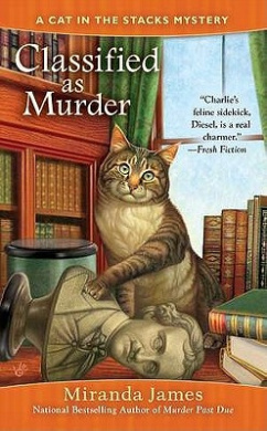 Classified as Murder (Cat in the Stacks Mysteries)
