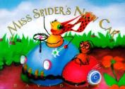 Miss Spider's New Car (Miss Spider (Board Books)) [Board book]