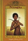 Nzingha, Warrior Queen of Matamba