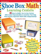 Shoe Box Math Learning Centers