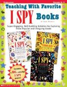 Teaching with Favorite I Spy Books