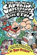 Captain Underpants Extra-Crunchy Book o' Fun