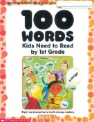 100 Words Kids Need to Read by 1st Grade