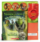 Shrek & Fiona's Slide Show Projector Book [With Projector]