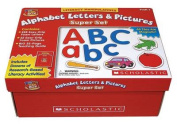 Alphabet Letters & Pictures Super Set [With 32 Page Teacher GuideWith Magnetic Pictures and Magnetic Letters]