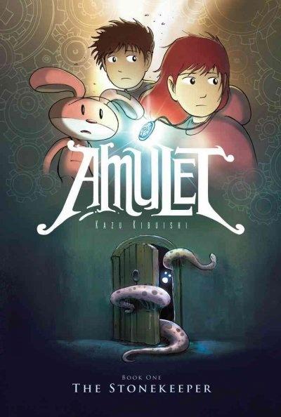 The Stonekeeper (Amulet) by Kazu Kibuishi.