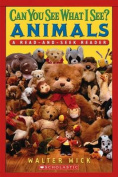Animals: Read-And-Seek Level 1