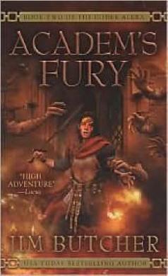 Academ's Fury (Codex Alera (Paperback))