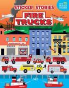 Sticker Stories: Fire Trucks