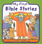 My First Bible Stories [Board Book]