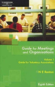 Guide for Meetings and Organisations, 8th Edition, Volume 1