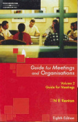 Guide for Meetings and Organisations, 8th Edition Volume 2