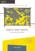 Equity and Trusts: Commentary
