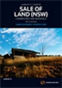 Sale of Land in NSW:Commentary and Materials