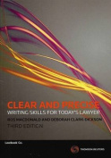 Clear & Precise Writing Skills for Today's Lawyer
