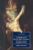 Complete English Poems; Of Education; Areopagitica