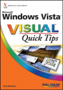 Microsoft Windows Vista Visual Quick Tips