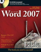 Microsoft Word 2007 Bible [With CD-ROM]