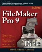 FileMaker Pro 9 Bible (Bible)