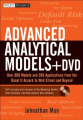 Advanced Analytical Models
