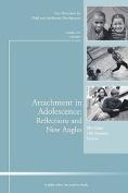 Attachment in Adolescence