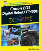 Canon EOS Digital Rebel XTi/400D for Dummies