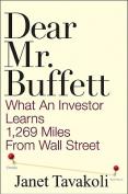 Dear Mr.Buffett