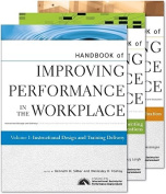 Handbook of Improving Performance in the Workplace