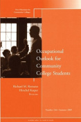 Occupational Outlook for Community College Students