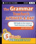 The Grammar Teacher's Activity-a-day