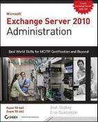 Exchange Server 2010 Administration