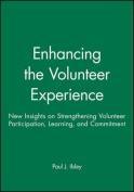 Enhancing the Volunteer Experience