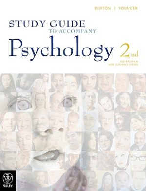 Psychology: Australian and New Zealand Edition Study Guide
