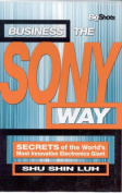 Business the Sony Way
