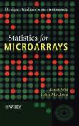 Statistics for Microarrays