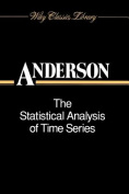 The Statistical Analysis of Time Series