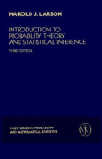 Introduction to Probability Theory and Statisticalinference 3E