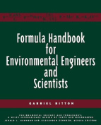 Formula Handbook for Environmental Engineers and Scientists (Environmental Science and Technology
