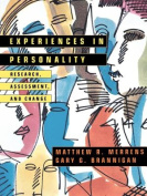 Experiences in Personality