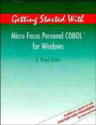Getting Started with MicroFocus Personal COBOL for Windows