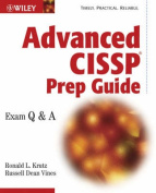 Advanced Cissp Prep Guide