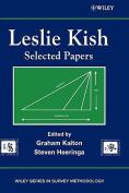 Leslie Kish